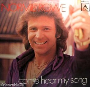NORMIE-ROWE-Come-hear-My-Song-OZ-LP-1974
