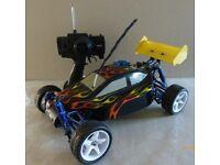 RC ACME Condor Nitro 4x4 1/10 Buggy