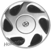 98 Toyota Camry Hubcap