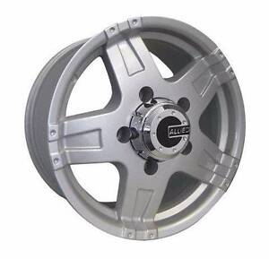 Allied 16x8 HD Alloys Dandenong South Greater Dandenong Preview