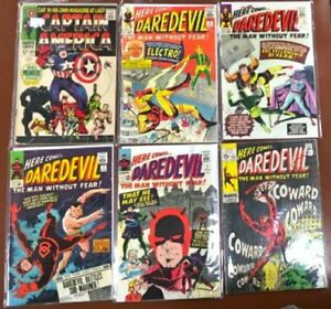Your vintage and modern comics!