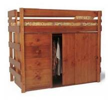 Bunkers chest of drawers, wardrobe, robe storage Heathridge Joondalup Area Preview