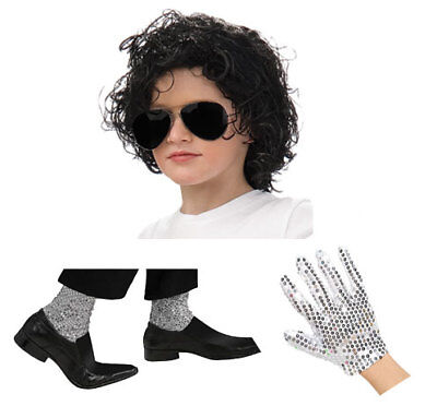 Kids Michael Jackson Dress Up Set - Michael Jackson Dress Up