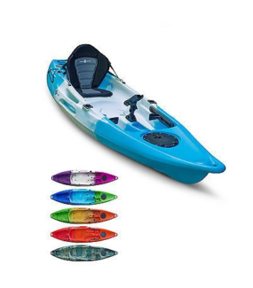 NEW 3.1m Glide Tandem Fishing Kayak - Heaps of Colors -  1A 1C