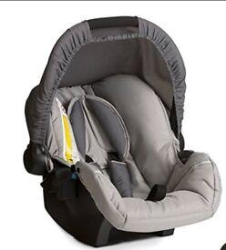 Hauck Shopper SLX CAR SEAT Stone/Grey