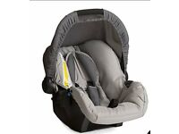 Hauck Shopper SLX CAR SEAT Stone/Grey