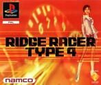 Ridge Racer Type 4 [PS1]