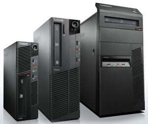 Fast, reliable business class computers good for home or office.