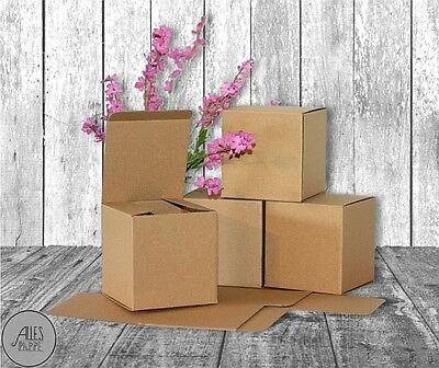 Geschenkschachtel / Faltkarton / Geschenkkarton / Geschenkbox / 10 x 10 x 10 cm