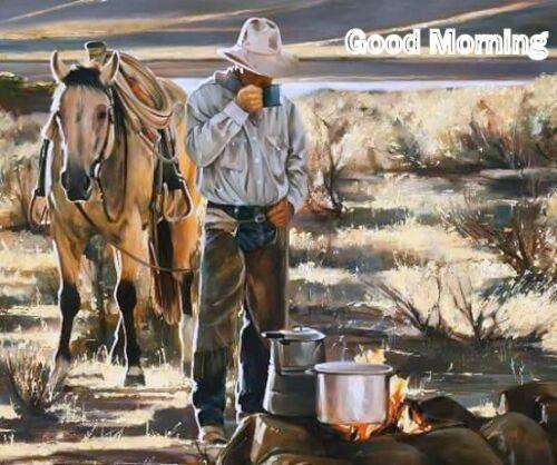"Cowboy Horse refrigerator magnet  3 1/2  ""X 3 1/2 """
