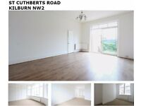 3 bed 3 bath kilburn nw2