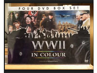 WWII IN COLOUR (brand new)