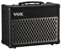 VOX DA10 Guitar Amp with instruction manual