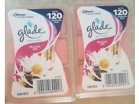 Glade wax melts relaxing zen