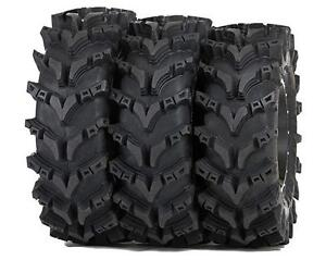 NEW STI OUTBACK MAX 27-28 or 30x10x14 ATV TIRES 869.96up SET 4
