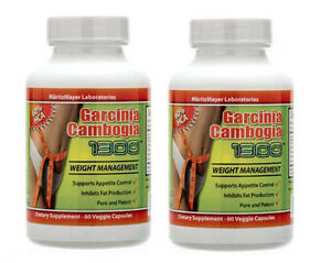 2-Original-PURE-Garcinia-Cambogia-Extract-Natural-Weight-Loss-60-HCA-Dr-Oz