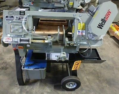 New Wellsaw Horizvert Band Saw 58b 29039