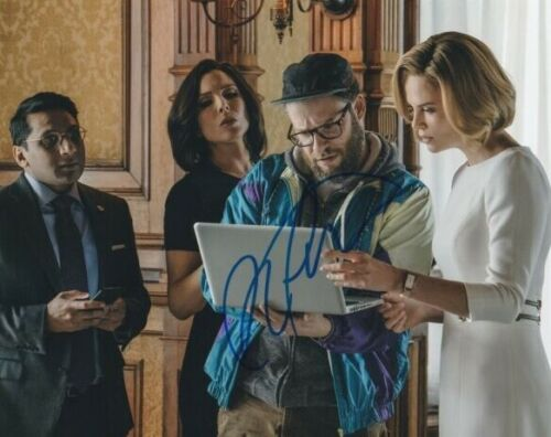 * RAVI PATEL* signed autographed 8x10 photo * THE LONG SHOT * 4