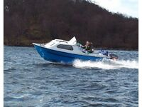 boat with outboard and trailer wanted, any condition cash paid