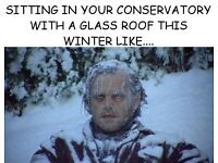 Conservatory Conversions Ireland. Change your Cold Conservatory into a warm room to use everyday