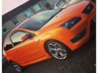 ford focus st imaculate very LOW miles sell or p/x bmw ,audi,350z