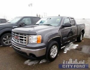 "2010 GMC Sierra 1500 2WD Ext Cab 143.5"" SL Nevada Edition"