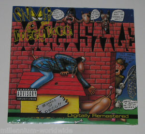 SNOOP DOGG - DOGGYSTYLE 2X LP 12