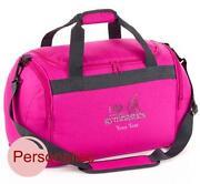 Personalised Gymnastics Bag