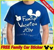 Disney Family T Shirts