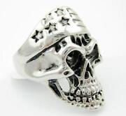 Mens Heavy Stainless Steel Ring