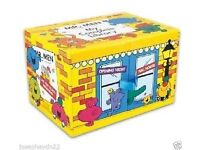 MR MEN MY COMPLETE LIBRARY BY ROGER HARGREAVES 46 BOOKS IN TOTAL