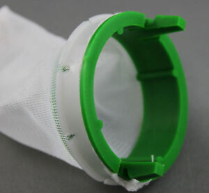 3 x Simpson Washing Machine Lint Filter Bag EZI SET 450 500 550 605 750 800 805