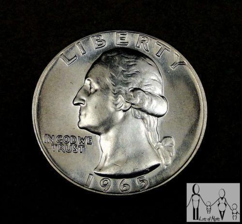 1965 Washington Quarter Ebay