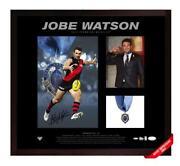 Jobe Watson Signed