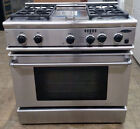 Dual Fuel Stainless Steel Ranges & Stoves with Burner