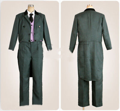 Hot! The Haunted Mansion Cast Cosplay Costume Halloween CosplayRR111 (Halloween 111 Cast)