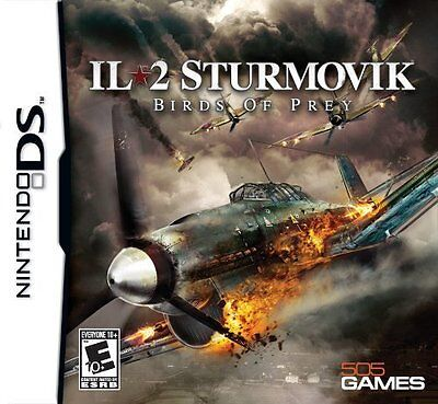 IL-2 Sturmovik Birds of Prey Nintendo DS NEW SEALED