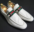 Gucci Leather Euro Size 40 Shoes for Men
