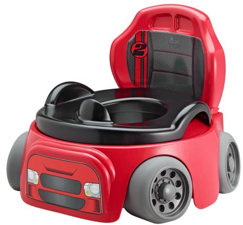 Car Racer Kids Potty Seat Training System Toddler Child Boys