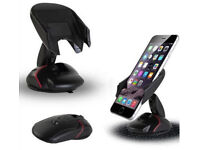 Universal 360° Rotating In Car Mobile Phone Holder