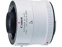 Canon 2XEF II 2x Extender