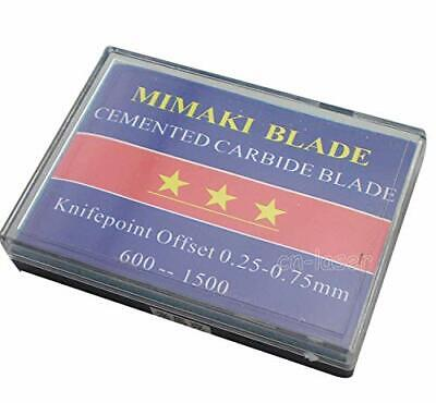 15x Replacement Blades For Mimaki Plotter 5x305x455x60 Hand Tools