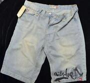 Mens Quicksilver Shorts 34
