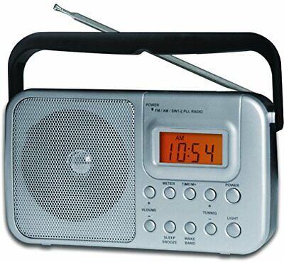 Coby CR-201 Portable AM/FM Shortwave Radio