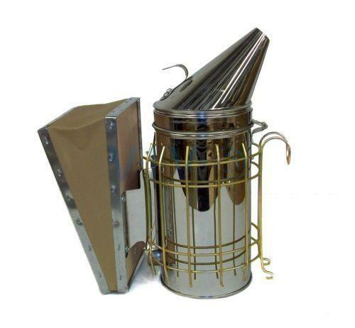 Bee Hive Smoker: Beekeeping | eBay