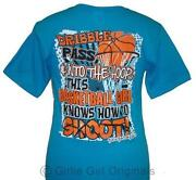 Girls Basketball Shirts