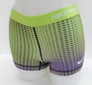 Womens Green Nike Shorts