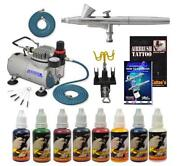 Airbrush Tattoo Kit