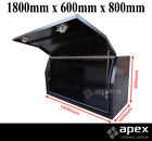 Black Aluminium Truck Tool Boxes