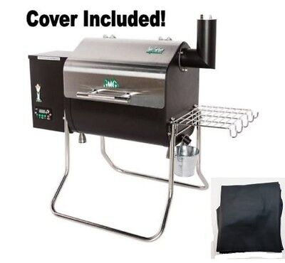 Green Mountain Grills,GMG Davy Crockett Pellet BBQ Grill WiFi DCWF+Cover-PH-SMC